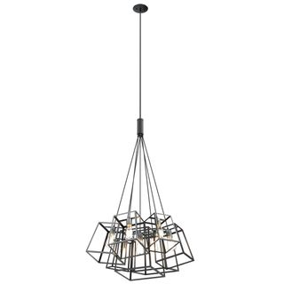 Luminaire Suspendu Cape Breton - Nickel + Graphite