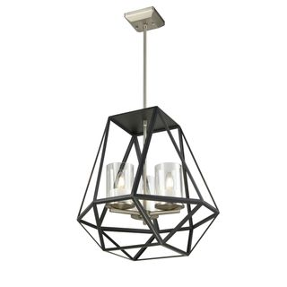 Luminaire Suspendu Givenchy - Nickel + Graphite